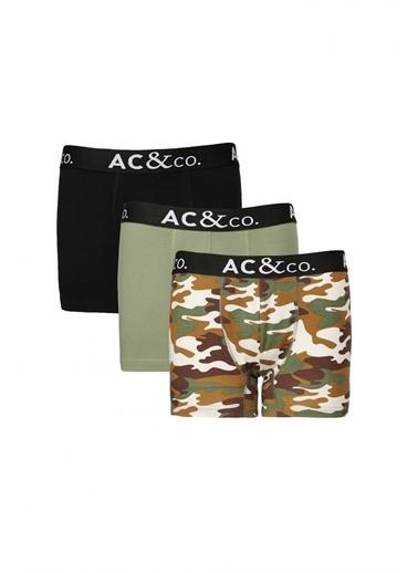 AC&Co / Altınyıldız Classics Boxer Siyah